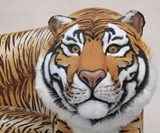 Tiger Sofa by Rodolfo Rocchetti - Closeup