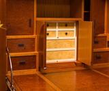 Wisteria Puzzle Cabinet