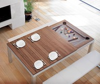 Fusiontables - Dining/Pool Tables