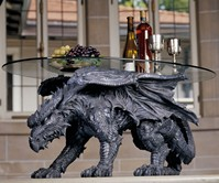 Kneeling Dragon Table