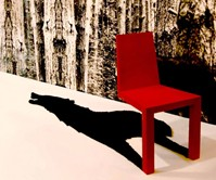Your Inner Wolf Chair