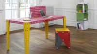 Life-Size Furniture Erector Set