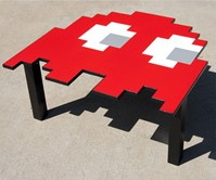 Pac-Man Ghost Tables