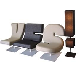 Alphabet Chairs