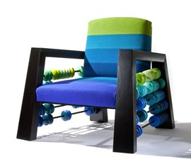 Abacus Chair