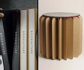 Bookniture - Furniture in a Book