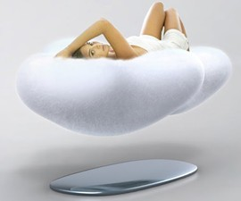Cloud Levitating Sofa