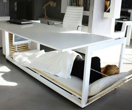 Convertible Nap Desk