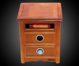 Furniture-Grade Cabinet Heater