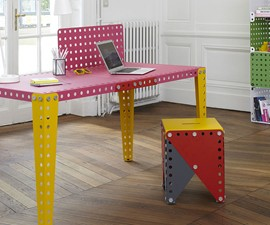 Life-Size Furniture Erector Set