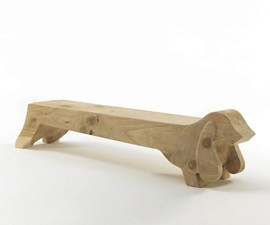 Ugo Cedarwood Bench