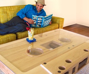 Mixtape Coffee Table