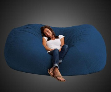 Fine Giant Bean Bag Sofa Gmtry Best Dining Table And Chair Ideas Images Gmtryco