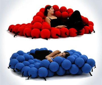Tremendous The Balls Lounger Short Links Chair Design For Home Short Linksinfo