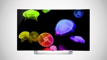 "55"" 1080p Curved Smart OLED TV"