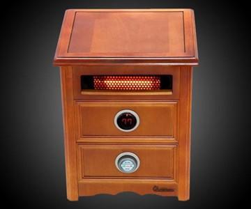 Furniture-Grade Cabinet Heater