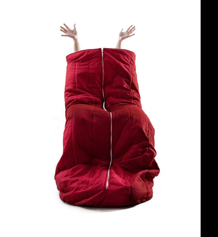Sleeping Bag Chair Dudeiwantthat Com