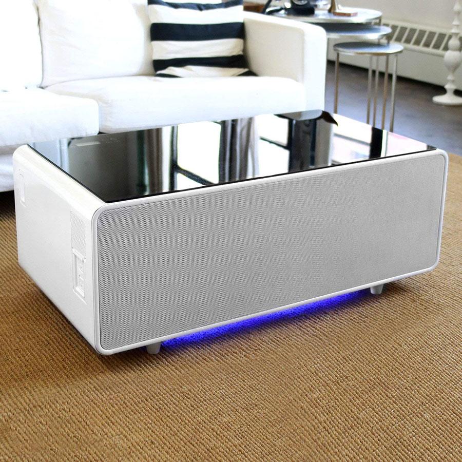 Sobro Cooler Coffee Table | DudeIWantThat.com