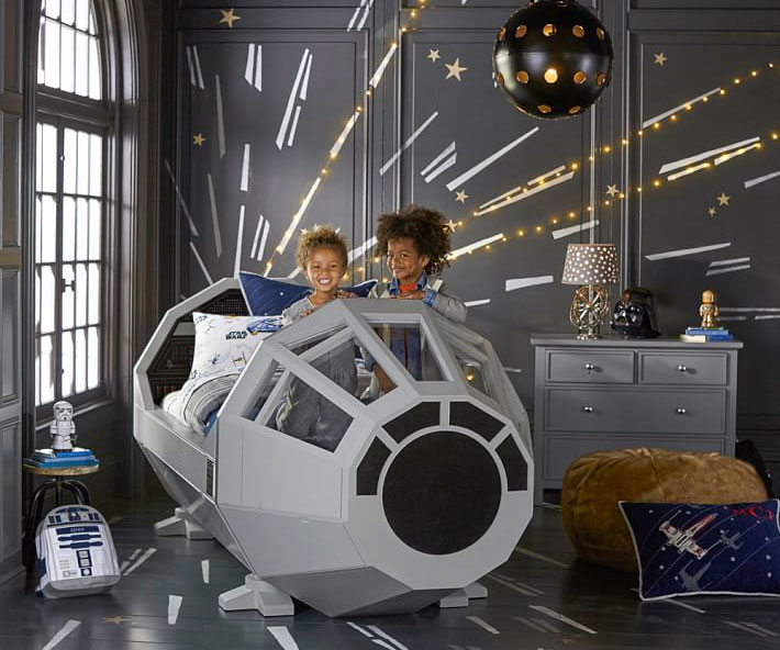 Star Wars Bed Dudeiwantthat Com
