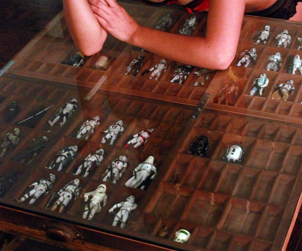 Star Wars Coffee Table DudeIWantThatcom