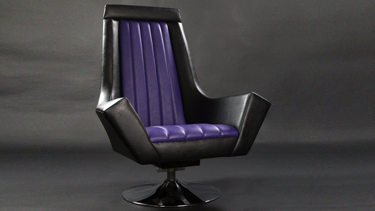 Star Wars Emperor Throne Armchair
