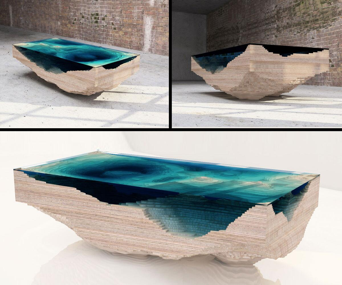 Perfect ... The Abyss Table ...