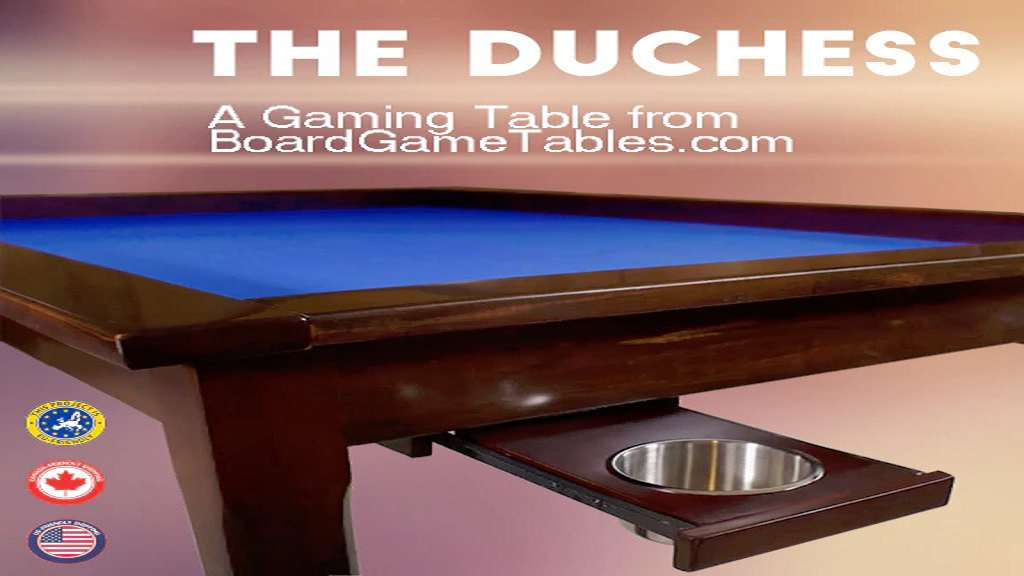 The Duchess Gaming Amp Dining Table Dudeiwantthat Com