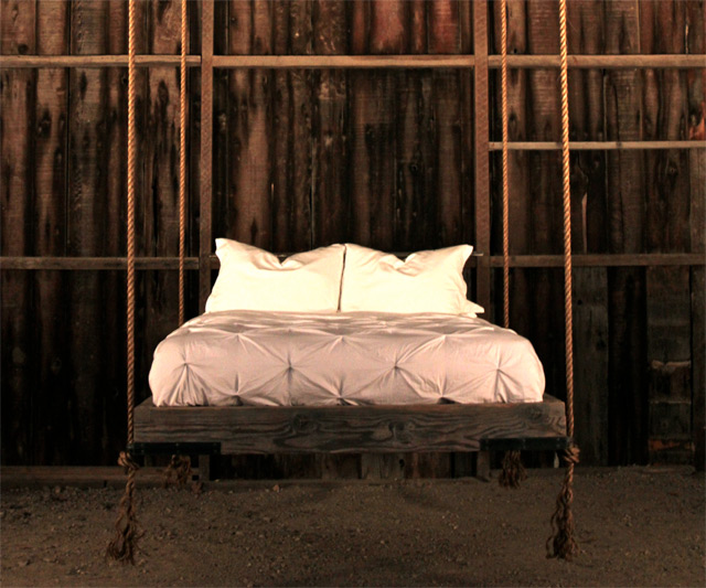 The Hanging Bed Dudeiwantthat Com