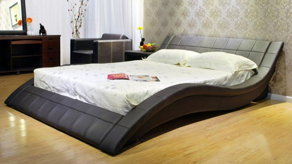 wave platform bed the wave bed dudeiwantthat 13794