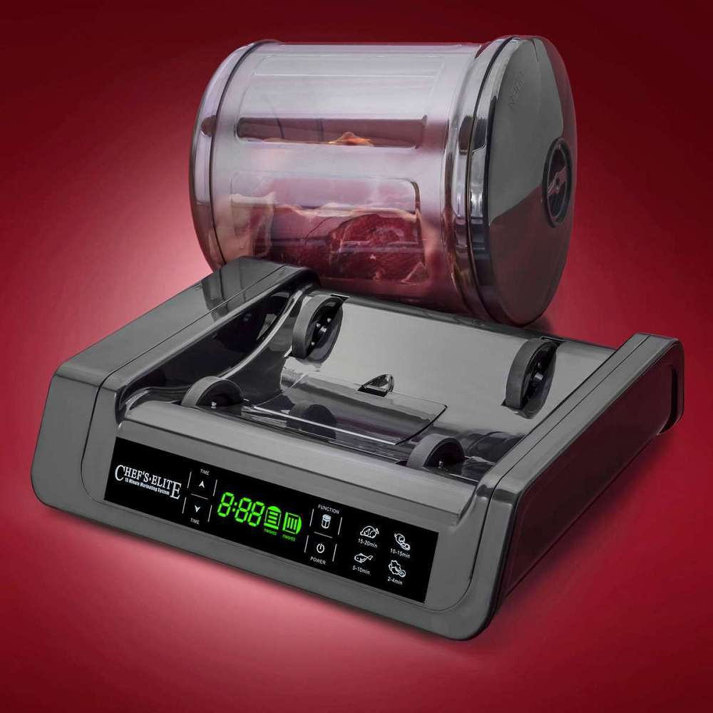 15 Minute Meat Amp Vegetable Vacuum Marinator