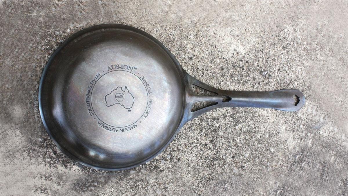 AUS-ION Australian Iron Cookware