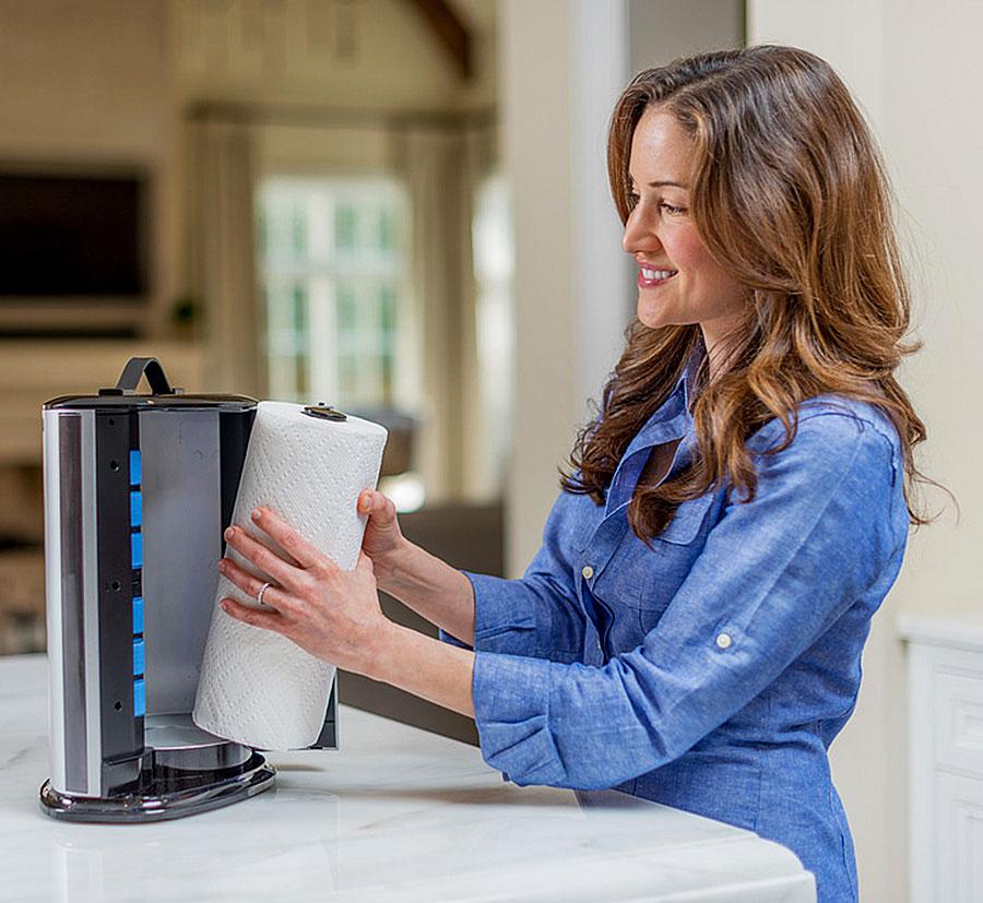 Automatic Paper Towel Dispenser Dudeiwantthat Com