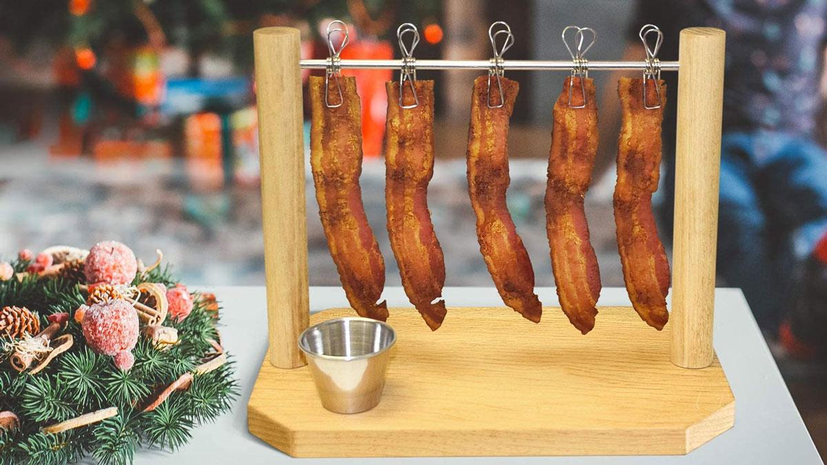 Bacon Clothesline