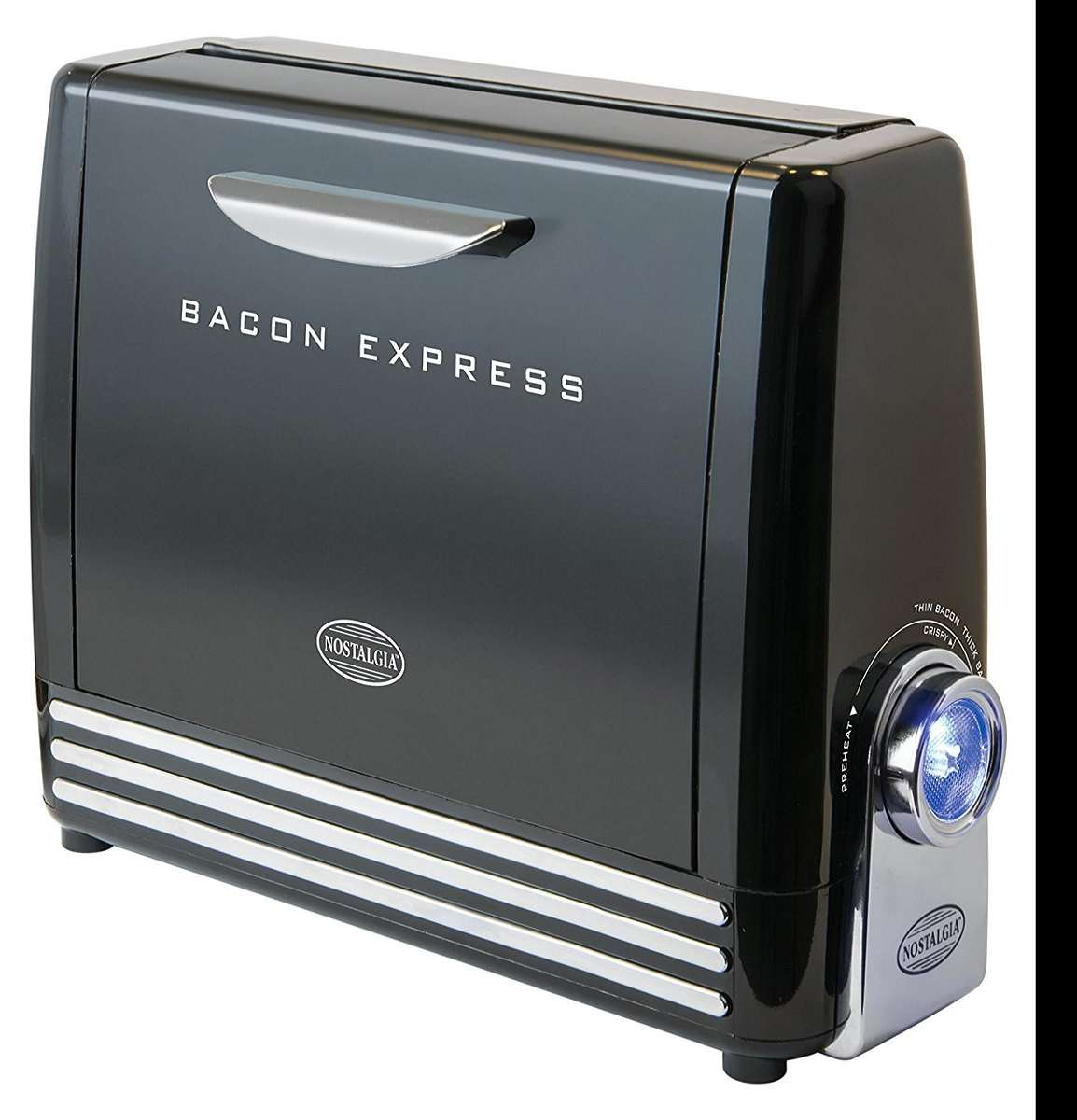 Bacon Express Crispy Bacon Grill Dudeiwantthat Com