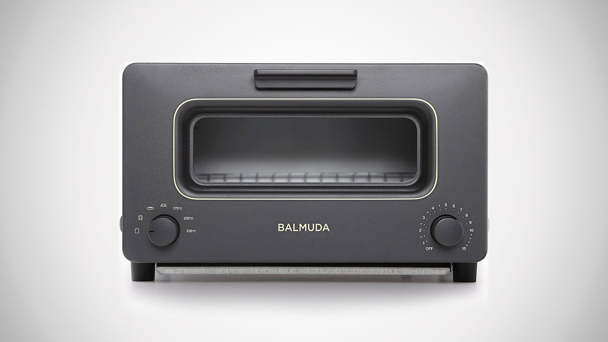 Balmuda Steam Toaster