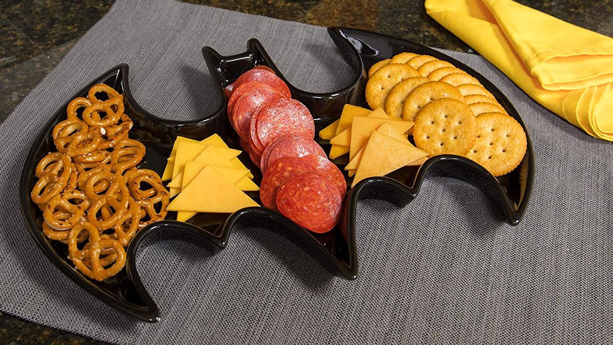 Batman Ceramic Serving Platter