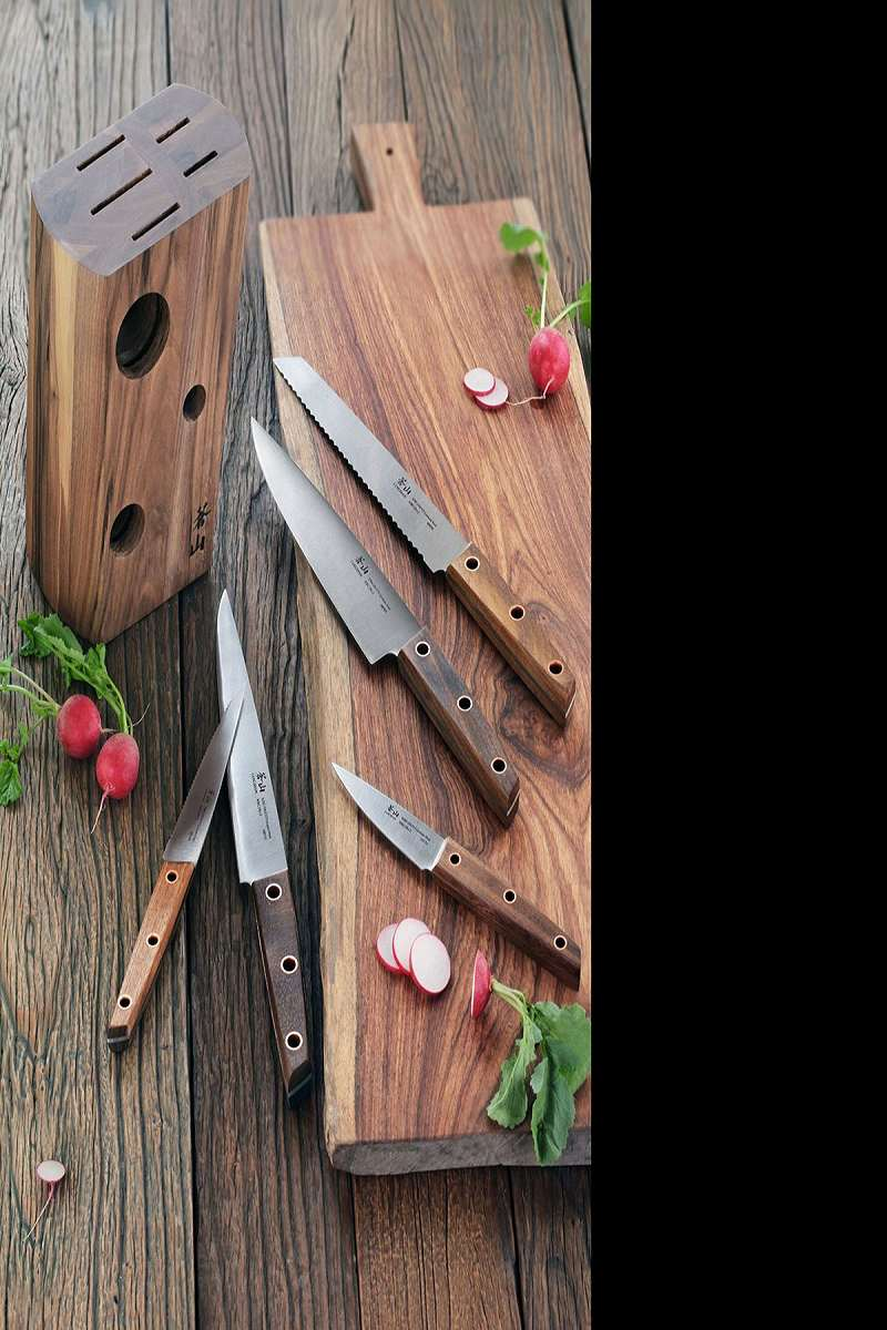 Handmade Kitchen Knife Set