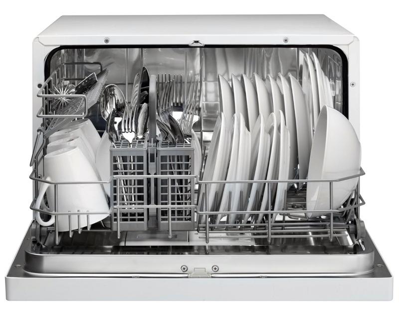 Countertop Dishwasher Stand : Countertop Dishwasher DudeIWantThat.com