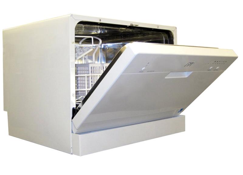 Countertop Dishwasher DudeIWantThat.com