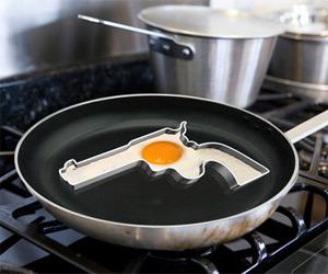 Hand Gun Egg Fryer