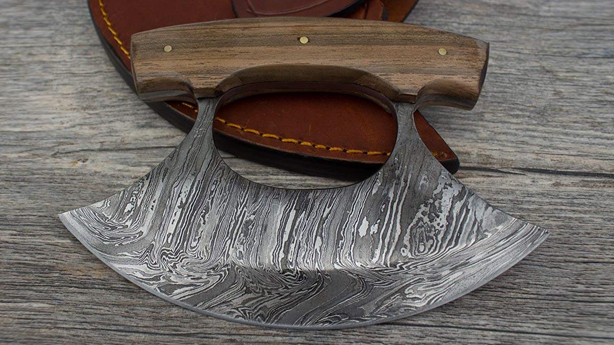 Handmade Inupiat Ulu Knife Dudeiwantthat Com