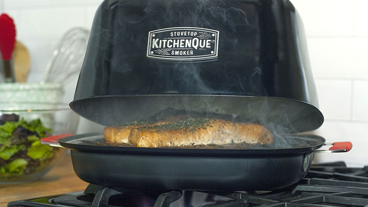 Kitchenque Stovetop Smoker