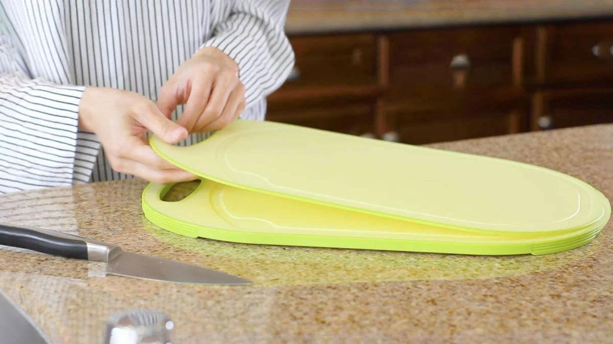Kylermade Multi-Layer Non-Slip Cutting Board