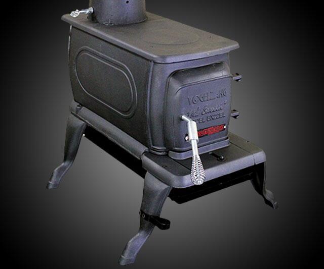 Riva vision small gas stove