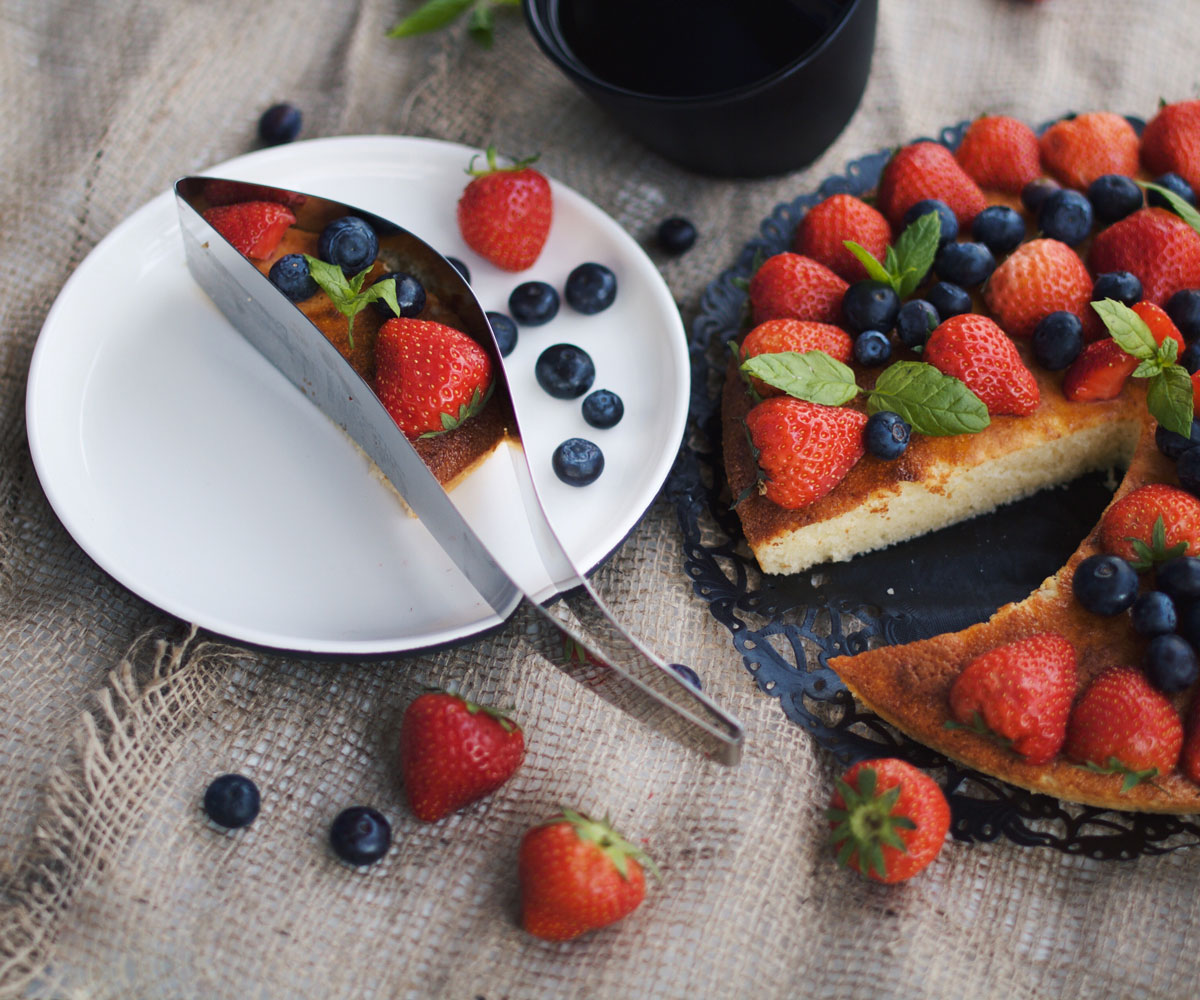 Magisso Perfect Slice Cake Server Dudeiwantthat Com