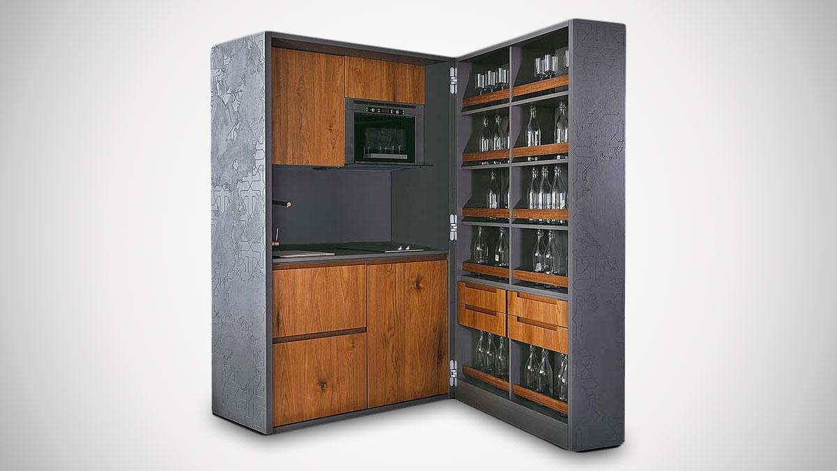 Maiullari Cooking Box - Kitchen in a Box