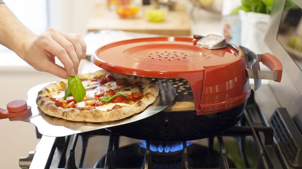 Pizzeria Pronto Stovetop Pizza Oven