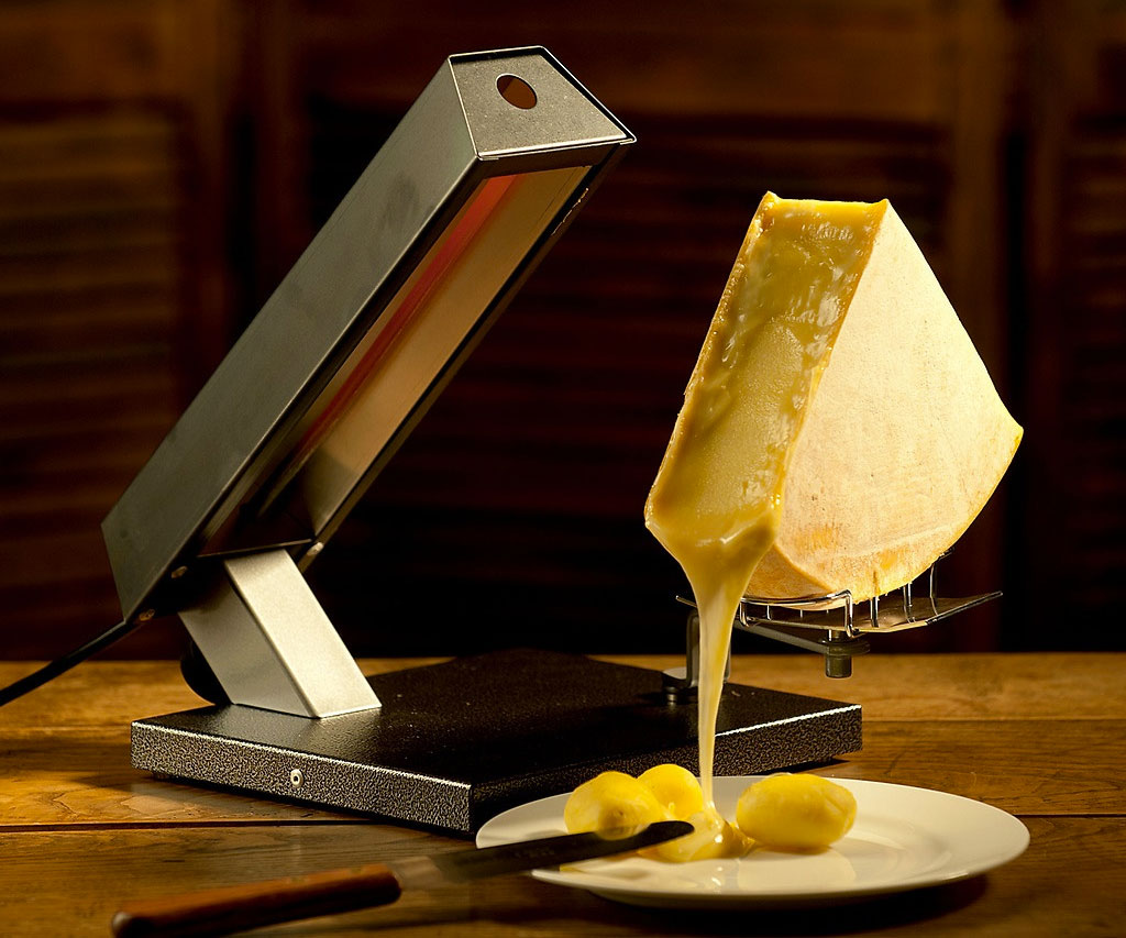Raclette Cheese Melting Machine Dudeiwantthat Com