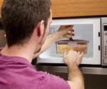 Affixing Self-Stirring Microwave Bowl