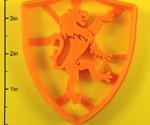 Game of Thrones Sigil Cookie Cutters